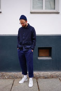 stick and bindle || Streetstyle Inspiration for Men! #WORMLAND Men's Fashion