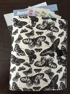 butterflies magtract holder by heartandthread on etsy - Field Service Organizer