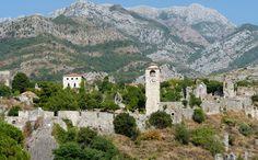 Stari Bar, Montenegro
