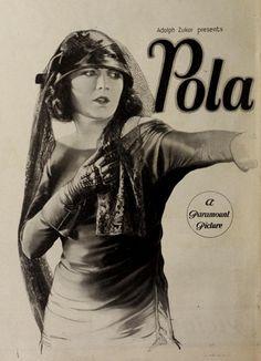 "Pola Negri in ""The Cheat"" (1923)"
