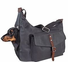 Dog Carrier Sling Bag / Dog Purse