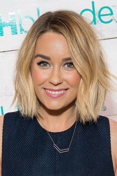 How to get the perfect beach waves a la Lauren Conrad.