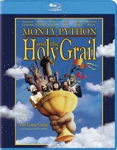 MONTY PYTHON AND THE HOLY GRAIL (35TH