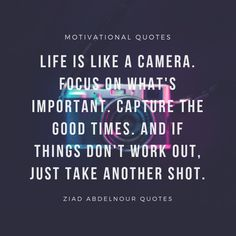Ziad K Abdelnour ( Motivational Quotes For Life, Best Inspirational Quotes, Life Quotes, Life Is Like, Good Times, Photo And Video, Instagram, Quote Life, Living Quotes