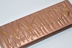 Urban Decay Naked3 Review!