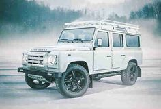 Twisted Performance Alpine Edition Land Rover Defender