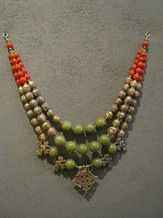 IMG_1063 Слава Салюк Bead Jewellery, Tribal Jewelry, Pendant Jewelry, Jewelry Art, Beaded Jewelry, Jewelery, Silver Jewelry, Jewelry Necklaces, Handmade Jewelry