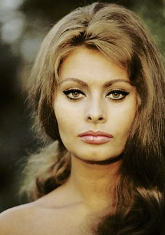 Sophia Loren photographed by Willy Rizzo c. 1960s