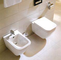 SANITARI SOSPESI COPRIVASO A CHIUSURA RALLENTATA SOFT VASO WC SEDILE BIDET BAGNO | Casa, arredamento e bricolage, Rubinetteria e sanitari, Sanitari bagno | eBay!
