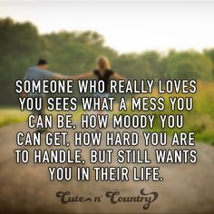 Cute n Country Cute Couple Quotes, Cute Quotes, Best Quotes, Song Quotes, Smile Quotes, Favorite Quotes, Country Love Quotes, Cute N Country, Southern Quotes