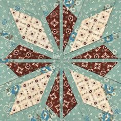 Looking for your next project? You're going to love Aran Star - Paper Piecing by designer soma1773.