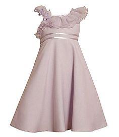 Bonnie Jean Plus Size OneShoulder Dress #Dillards