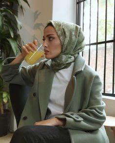 Plus size Islamic scarf - hijab outfit Muslim Fashion, Modest Fashion, Hijab Fashion, Girl Fashion, Casual Hijab Outfit, Hijab Chic, Winter Mode Outfits, Winter Fashion Outfits, Hijab Mode