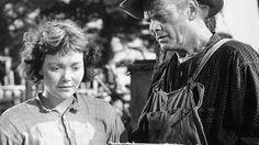Charles Bickford  Jane Wyman 1948 film photo Johnny Belinda