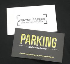 Sarcastic cards diy f sentence cards funny gift idea business bad parking cards funny business cards white elephant gift gag parking tickets note cards novelty gift funny prank cards bad parking colourmoves