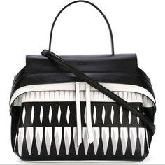 ebbb8365729 26 Amazing Designer bag images | Tods bag, Beige tote bags, Leather ...