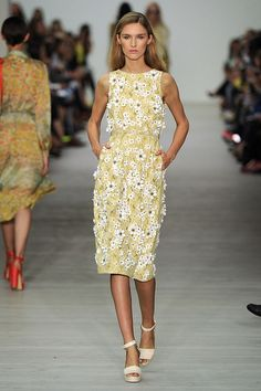 Matthew Williamson, SS14 #LFW