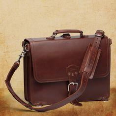 Shop Leather Briefcase Thin | Saddleback Leather Co. gorgeous~~~~