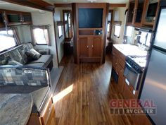 The inside - Forest River RV Wildwood 26TBSS Travel Trailer at General RV | Draper, UT | #113774