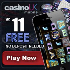 mobile phone casinos no deposit bonus