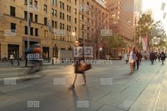 People Walking To Work Stock Footage | Royalty-Free Stock Photo Library | 10336041