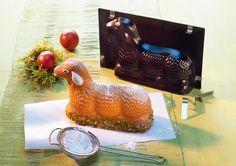 Osterbacken: Lammform