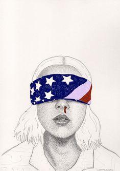 Stranger Things Tumblr, Stranger Things Aesthetic, Eleven Stranger Things, Stranger Things Netflix, Cool Art Drawings, Pencil Art Drawings, Art Drawings Sketches, Easy Drawings, Girl Drawings