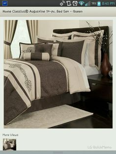 Home Classics Augustine Bed Set Kohls 250