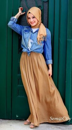 #hijabi #style awesome color combo