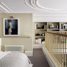 Modern Mezzanine Bedroom