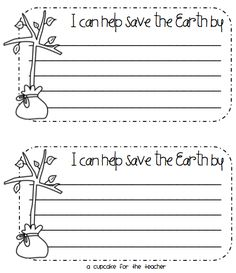 First Grade Wow: Happy Earthday To You! Happy Earthday To You!...