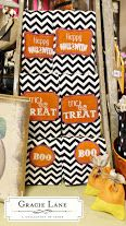 Add a dash of Halloween spirit to your kitchen without going over board. #HandTowels