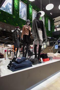 La Halle - 2014 - #mannequins Theme collection #CofradMannequins