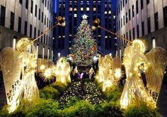 navidades en new york 2014 - Buscar con Google