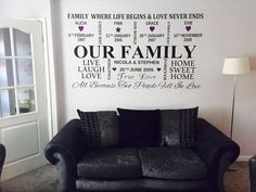 Details About We Do DISNEY House Rules Vinyl Wall Art Sticker - Personalized vinyl wall art decals