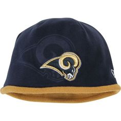 4ed5d1bac16 Los Angeles Rams New Era On Field Tech Knit Beanie - Navy -  24.99 Los  Angeles