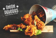 Please meet the most addictive food of all time…onion pakoras. They are crunchy, spice-rich, delicate, and hearty all at the same time. When you get to eat them fresh and crisp, straight out of bubbling oil, and dipped into...