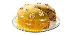 Delicie-se com esta fantástica receita de comer e chorar por mais. Um bolo de noz inebriante com licor beirão que vai certamente surpreendê-lo.