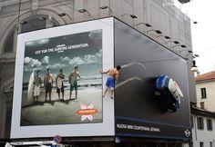 Las 80 mejores y mas creativas vallas publicitarias del mundo - Puro Marketing