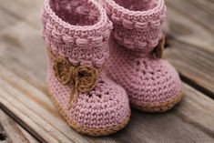 Ravelry: Willow Boots pattern by Alana Harley