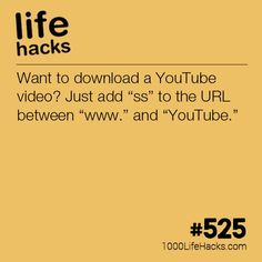 Improve your life one hack at a time. 1000 Life Hacks, DIYs, tips, tricks and More. Start living life to the fullest! Life Hacks Español, Life Hacks For School, Simple Life Hacks, Useful Life Hacks, Hack My Life, Life Tips, Hacking Websites, Life Hacks Websites, Organization Ideas For The Home Diy