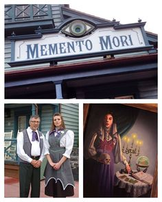 Memento Mori, the Haunted Mansion-themed merchandise shop, is now open in Liberty Square at Magic Kingdom Park. Once considered the abode of Madame Leota, this shop is the destination for a variety of Haunted Mansion Authentic merchandise created especially for Disney Parks.