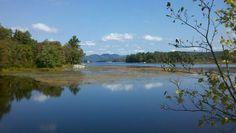 Brant Lake NY- looking north