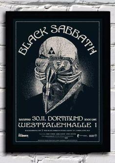 Black Sabbath - Samstag - Decore Posters