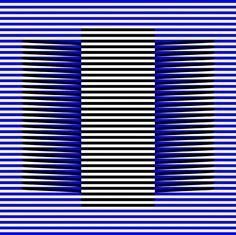 """Induction Chromatique: 2000 - 2009: 2006  Induction du Jaune. Série Nov 06/1  Paris, France, 2006  100 x 100 cm (39 3/8 x 39 3/8"""")  8 copies"""