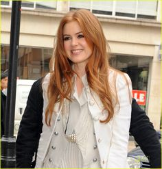 Isla Fisher is a Confessions Cutie