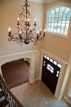 1000 Images About Foyer Chandeliers On Pinterest Foyer
