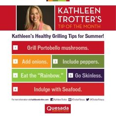 Grilling is simple, healthy and YUMMY! Read these tips to learn simple ways to make your next barbecue nutritious and delicious!