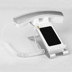 I liked this design on #Fab. iClooly Phone Handset White