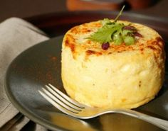 Twice-baked cheese souffle Recipe Cheese Recipes, Appetizer Recipes, Cooking Recipes, Cheese Dishes, Cheese Appetizers, Cooking Ideas, Vegetarian Recipes, Dinner Recipes, Souffle Recipes